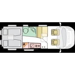 ADRIA TWIN SUPREME 640 SGX - 2022