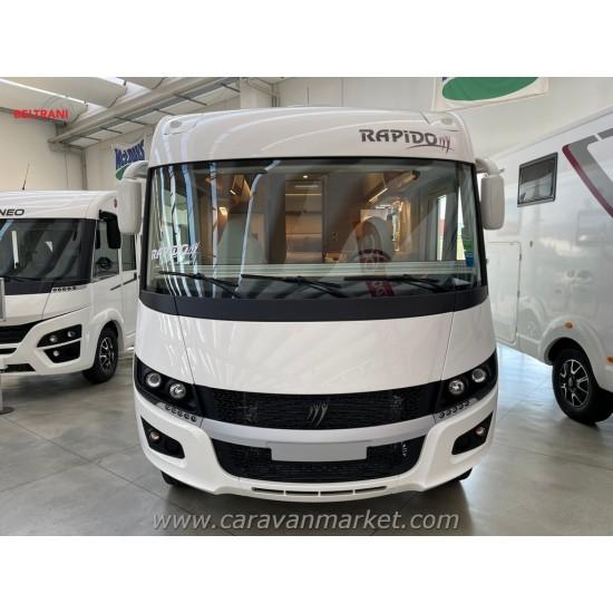 RAPIDO 8086 DF - 2022
