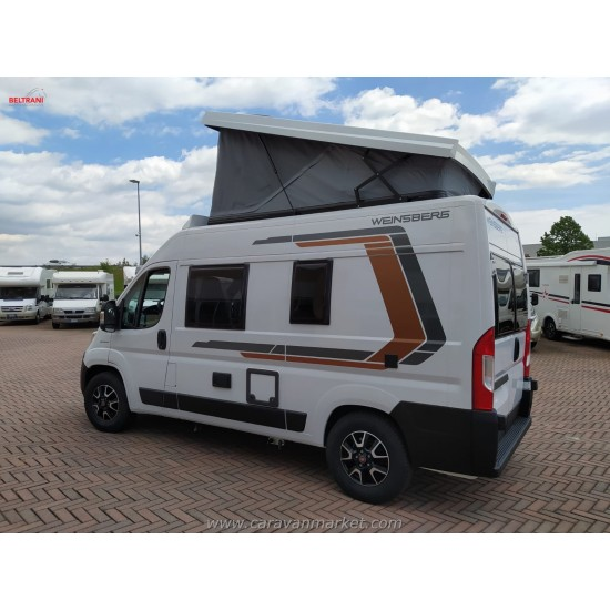 WEINSBERG CARABUS 540 MQ - POP UP - ITALIAN EDITION - 2021
