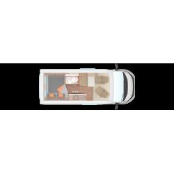 WEINSBERG CARABUS 540 MQ - POP UP - ITALIAN EDITION - 2021