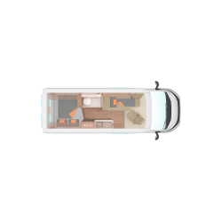 "WEINSBERG CARATOUR 600 MQ - POP UP - ""ITALIAN EDITION"" - 2021"