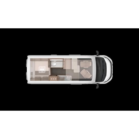 KNAUS BOXLIFE 600 DQ - 2021 - CAMBIO AUTOMATICO