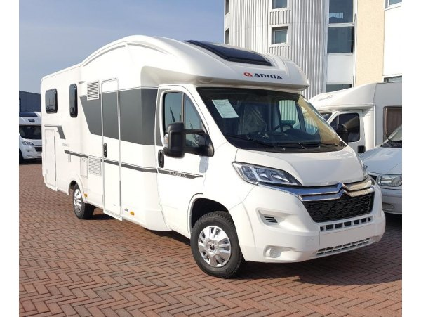 ADRIA MATRIX AXESS M 670 SP - 2018
