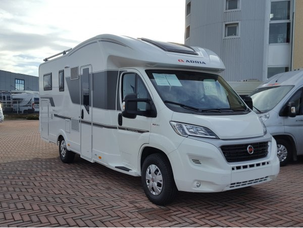 ADRIA MATRIX PLUS 670 SL - 2018