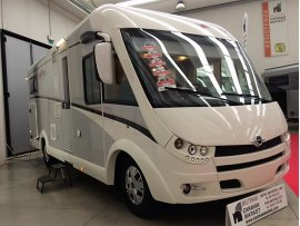 CARTHAGO C-TOURER I 144 LE / EPIC- MOD. 2017
