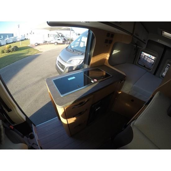 WEINSBERG CARABUS 540 MQ -  Modello 2019