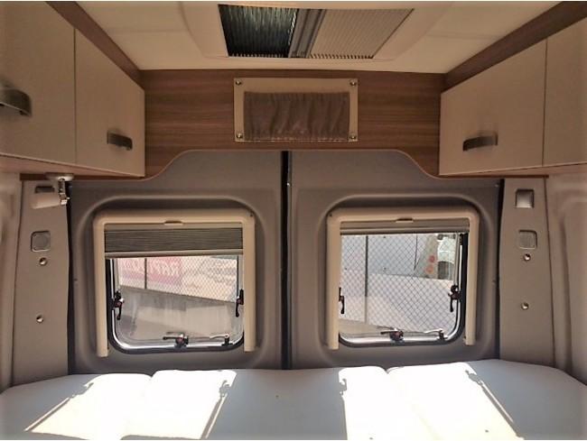 weinsberg carabus 601 mq anno 2018. Black Bedroom Furniture Sets. Home Design Ideas