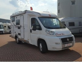 BURSTNER TRAVEL VAN T 570 - ANNO 2008