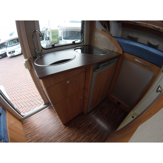 HYMER EXIS 512 - ANNO 2009