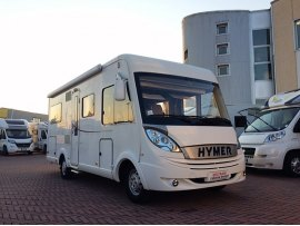 HYMER B 554 - Anno 2011
