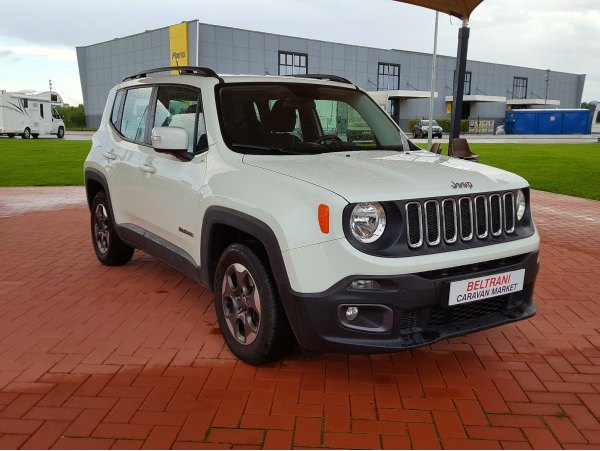 JEEP RENEGADE - LONGITUDE