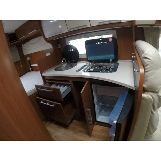 MOBILVETTA K YACHT 61 - ANNO 2012