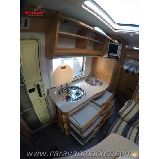 HYMER CAMP 614 GT DOPPIO PAVIMENTO - ANNO 2005