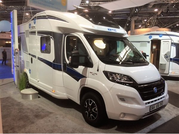 KNAUS SKY WAVE 650 MF - ANNO 2018