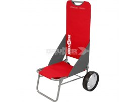 CARRELLO BEACH CART CON RUOTE EXTRA LARGE BRUNNER