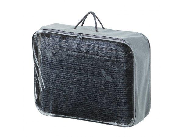 Tappeto per pavimento in pvc grigio 250x400 cm - Tappeto riscaldamento pavimento ...
