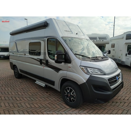 "KNAUS BOXSTAR 600 SOLUTION ""Italian Selection"" - 2021 (Grigio Silver)"