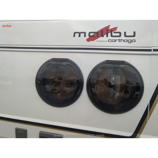 MALIBU CHARMING GT SKYVIEW 640 LE - 2021 - CAMBIO AUTOMATICO