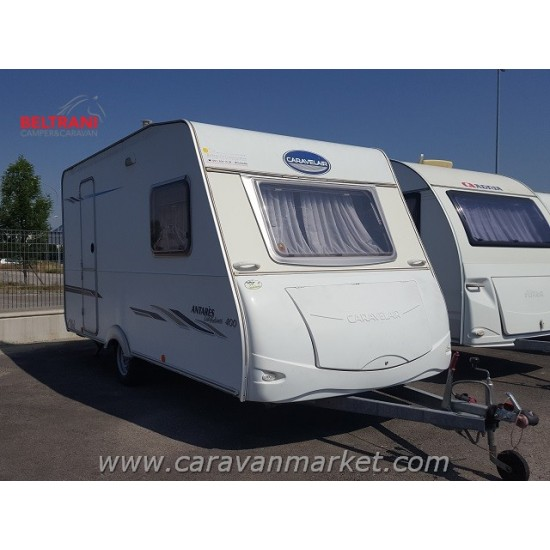 CARAVELAIRE ANTARES 400 AMBIANCE - ANNO 2004