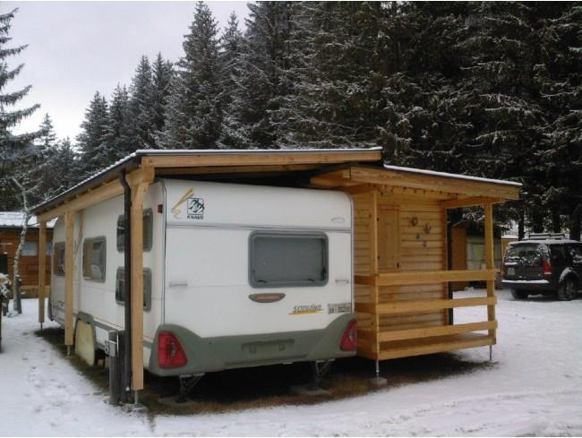 Knaus 650 con preingresso in legno - Finestre camper usate ...