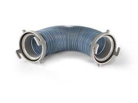 TUBO FLESSIBILE ESTENDIBILE - KIT SANITARY FLEX 300