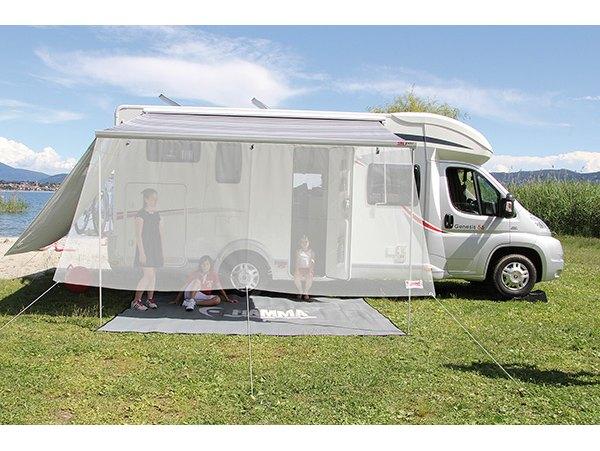 PARETE FRONTALE FIAMMA - SUN VIEW XL 400
