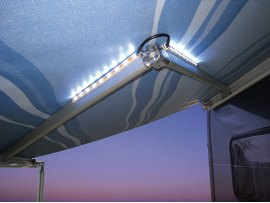 LED PER BRACCI TENDALINI AWNIGN ARMS FIAMMA