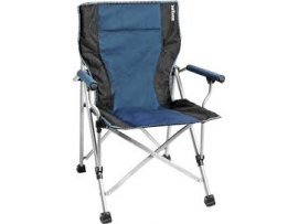 SEDIA RAPTOR OUTDOOR BRUNNER NERO BLU