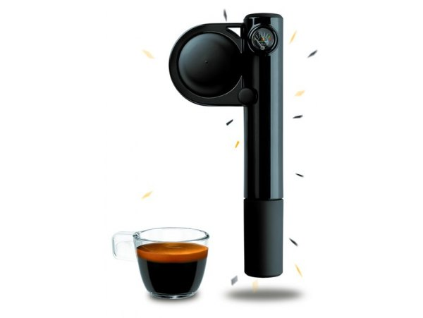 MACCHINA CAFFE' 12 V HANDPRESSO MANUALE MODELLO WILD, IBRA