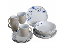 SET PIATTI IN MELAMINA LUNCH BOX BROOKSTONE