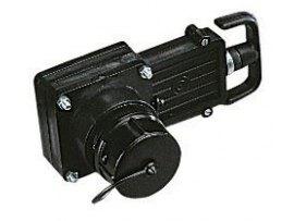 VALVOLA DI SCARICO SERBATOI ACQUE GRIGE D.40mm
