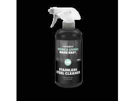 DETERGENTE PER ACCIAIO INOX  STAINLESS STEEL CLEANER DOMETIC