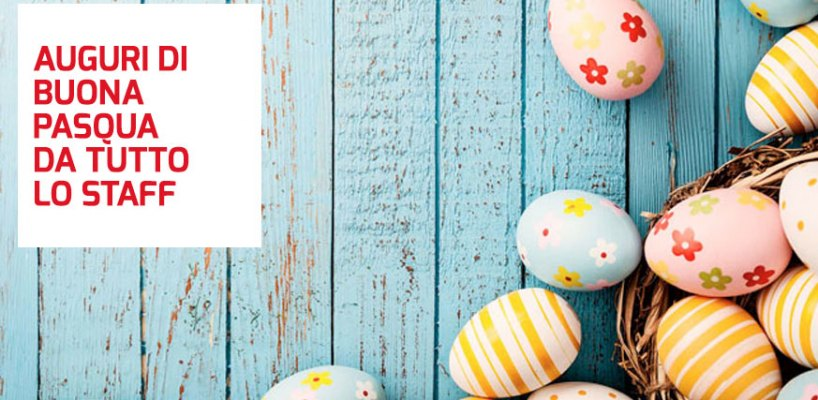 Tanti Auguri a tutti Voi di Buona Pasqua!