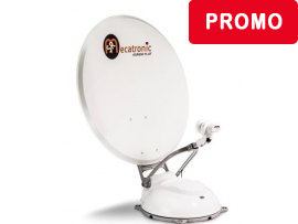ANTENNA SATELLITARE ASR 650 FLAT 1P